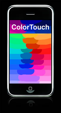 ColorTouch screenshot