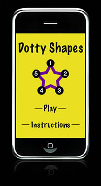 Dotty Shapes screenshot